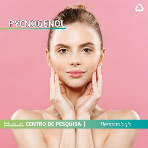 Pycnogenol - mulher pele macia