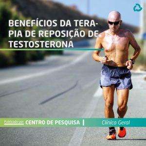 Benefícios da terapia de reposição de testosterona