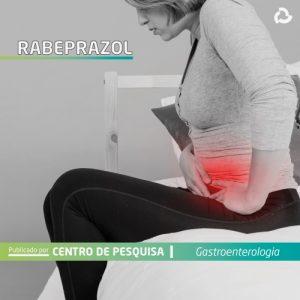 Rabeprazol - Dor no estomago