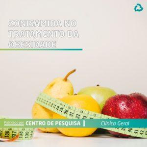 Zonisamida no tratamento da obesidade