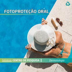 Fotoproteção oral - mulher perto de piscina