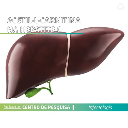 Acetil-L-Carnitina na Hepatite C