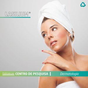 Lasilium - Mulher após banho