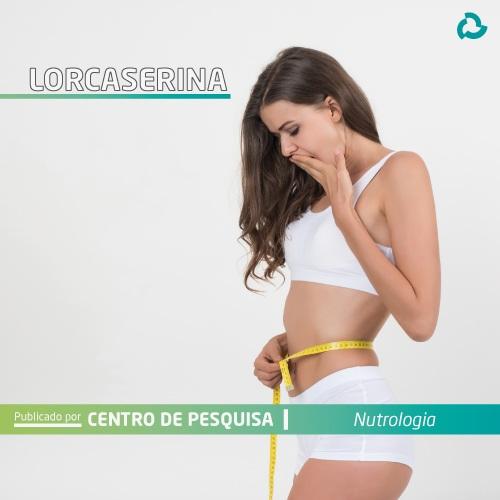 Lorcaserina - perda de medida