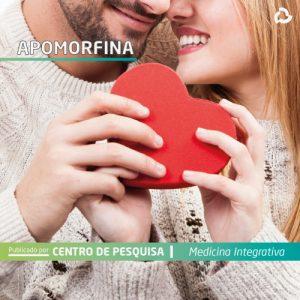 Apomorfina - casal coração