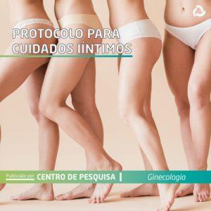 Protocolo para cuidados íntimos - Pernas mulheres