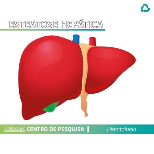 Esteatose hepática - Figado
