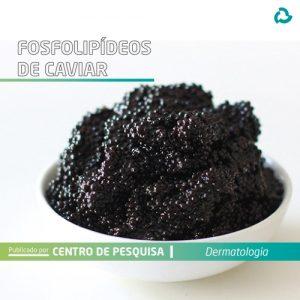 Fosfolipídeos de caviar