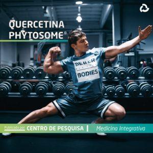 Quercetina phytosome - Homem forte na academia