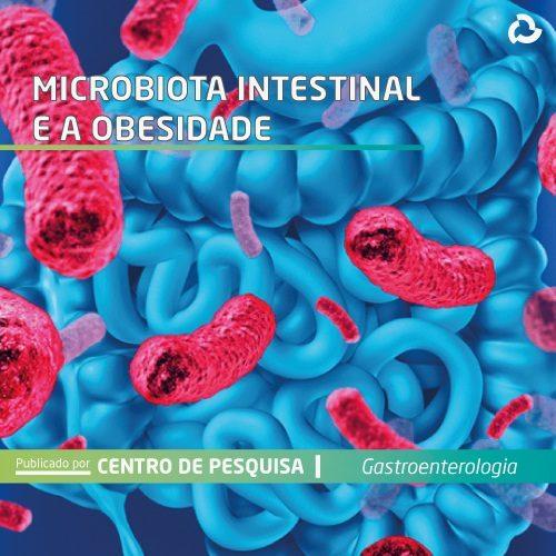 Microbiota intestinal e a obesidade
