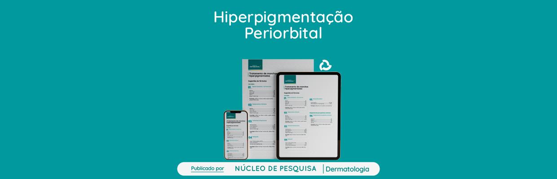 Hiperpigmentação-Periorbital