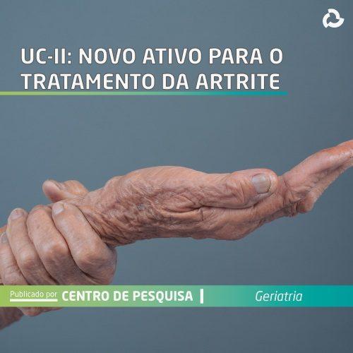 UC-II: Tratamento da Artrite