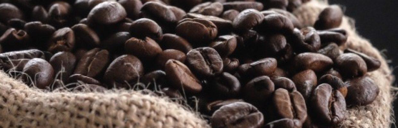 CoffeeSkin - grãos de café